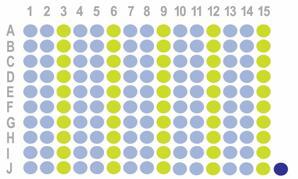 生存期乳腺癌150点组织芯片HBre-Duc150Sur-02 添加免疫组化数据(ER、PR、Her2、EGFR、Ki67、p53、AR、CK5/6)和FISH数据(Her2)