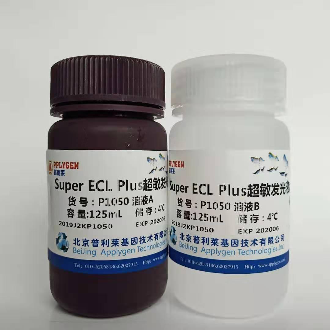 P1050 Super ECL Plus超敏发光液(强)