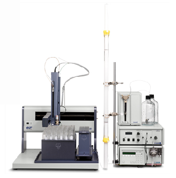 GX-271 GPC自动凝胶色谱系统