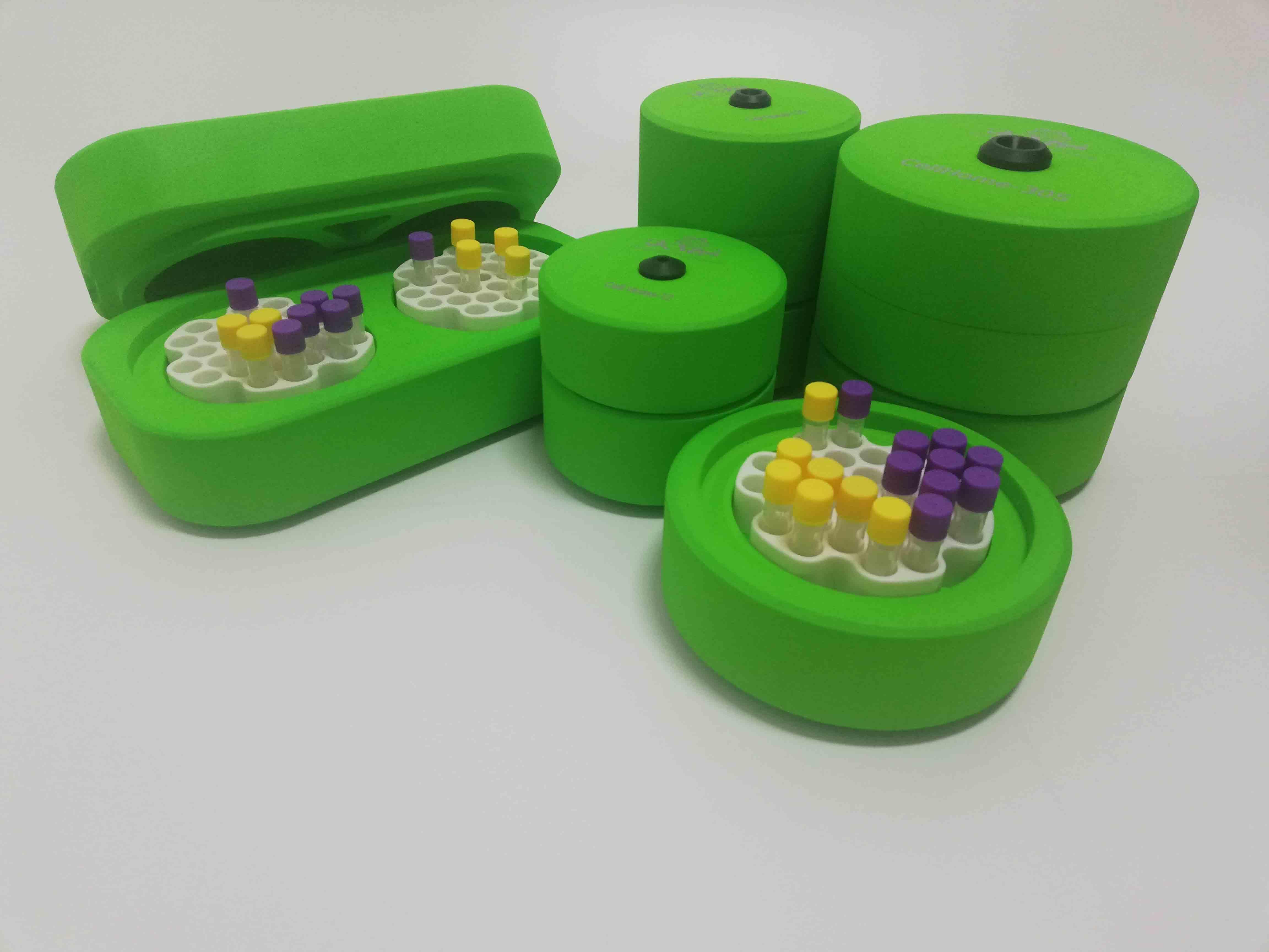 细胞程序降温盒无需配套任何试剂可直接使用