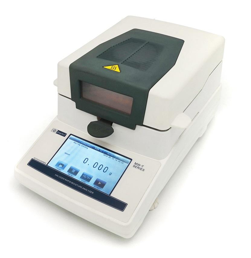 常州幸运XY-100MW-T 触控式水分测定仪