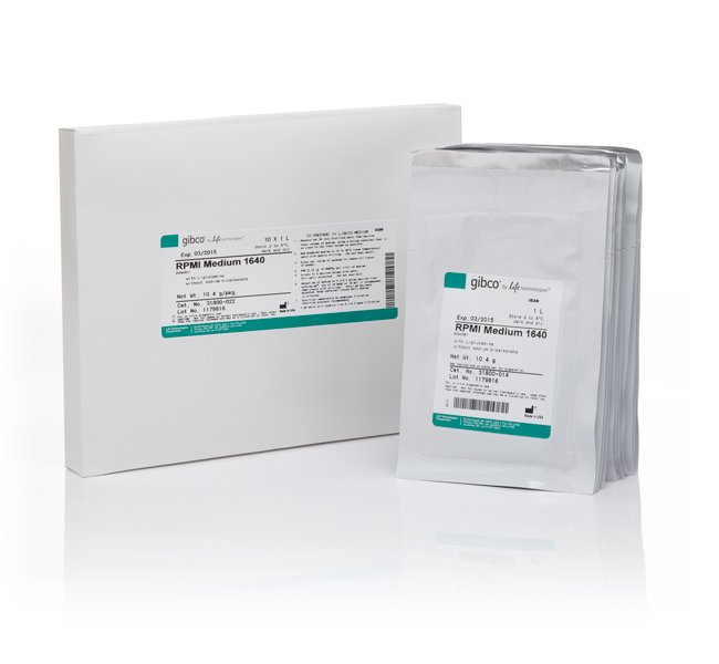 RPMI 1640 Medium, powder
