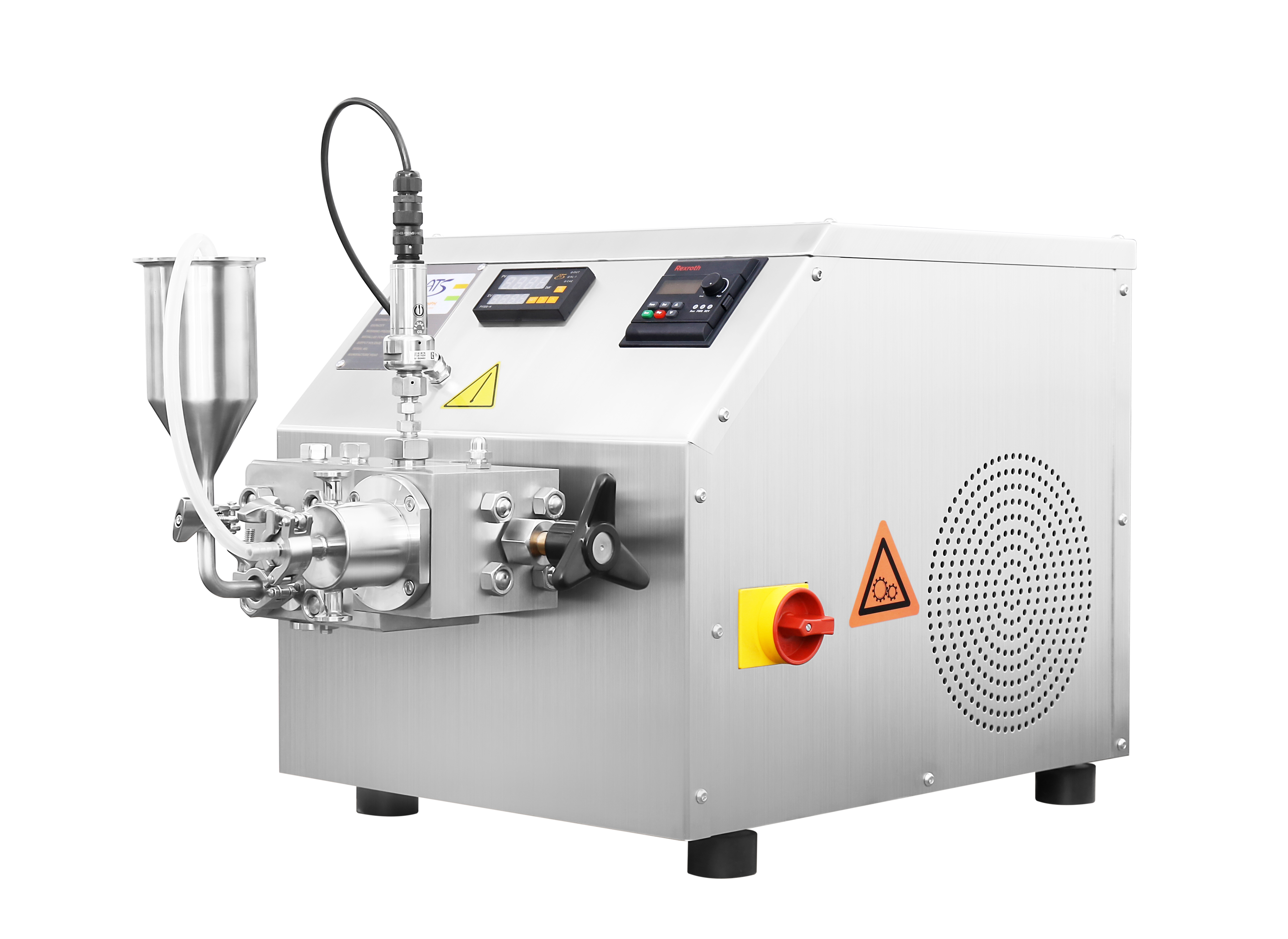 AH1500高压均质机(内置冷却)