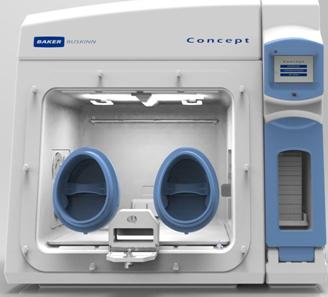 Concept 400厌氧工作站