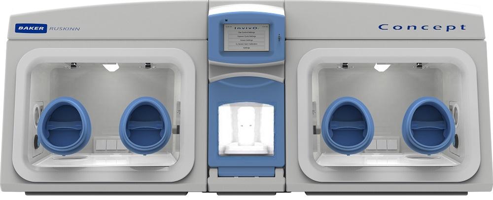 Concept 1000 Invivo2低氧/厌氧工作站