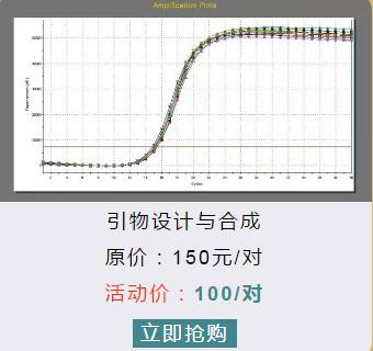 实时荧光定量PCR——QPCR实验外包