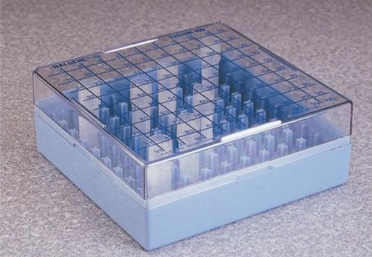 NUNC冻存盒,9X9