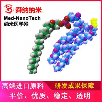 高分子-PEG-靶向肽材料合成服務