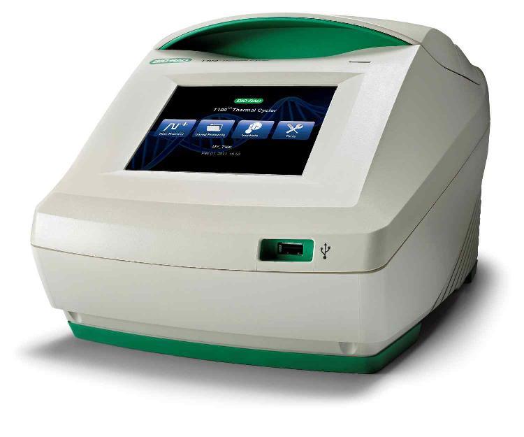 Bio-rad伯乐T100PCR仪 1861096美国Bio-rad伯乐T100型梯度PCR仪 现货