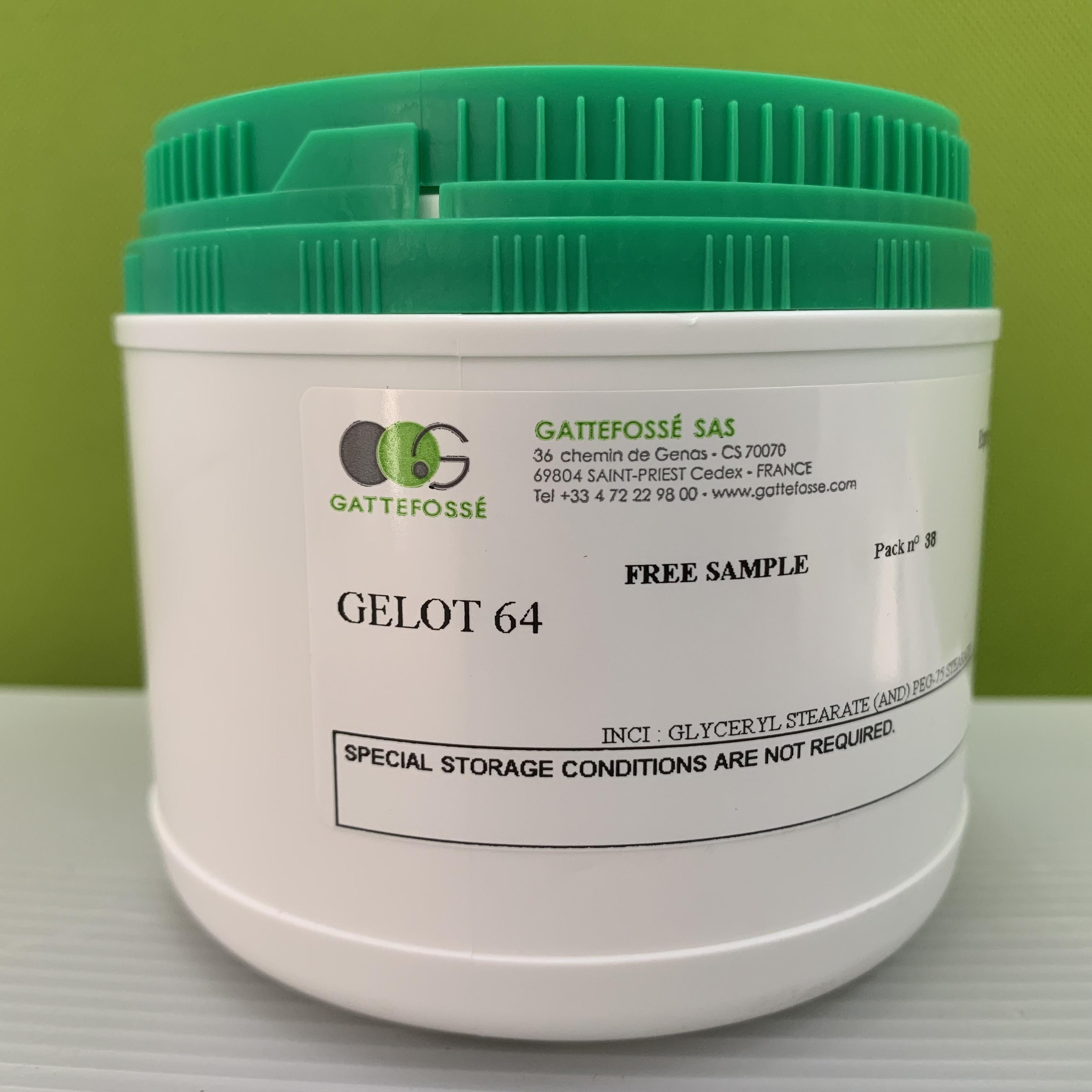 GELOT 64 甘油聚乙二醇-75-硬脂酸酯
