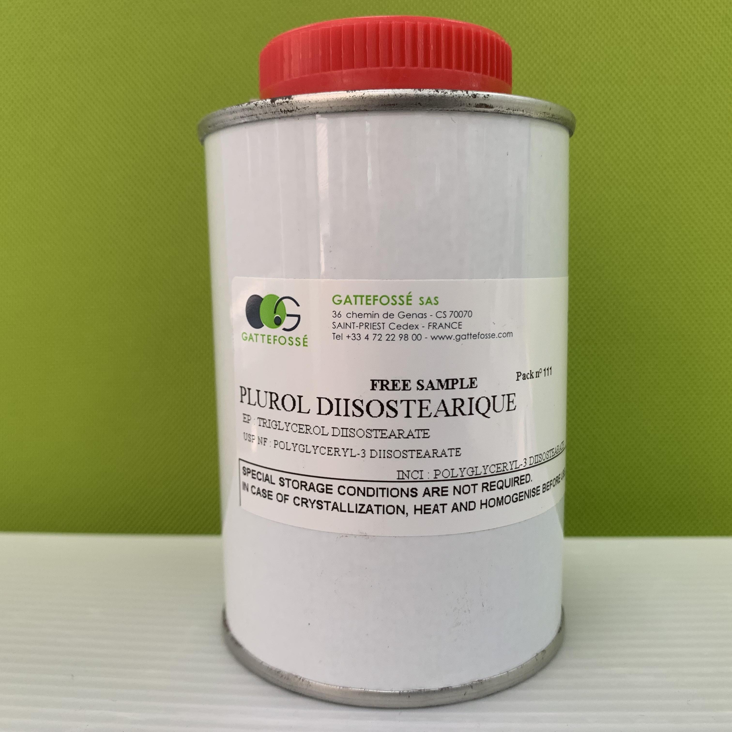 PLUROL DIISOSTEARIQUE 聚甘油-3双异硬脂酸酯