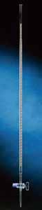 滴定管 带外侧或直线的调节阀 AS级 容量(mL)10分度(mL)0.05公差(±mL)直阀调节