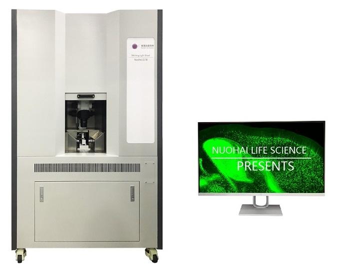光片显微镜试用召集 - 大组织器官整体3D荧光成像