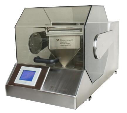实验室粉末和颗粒料斗混合机