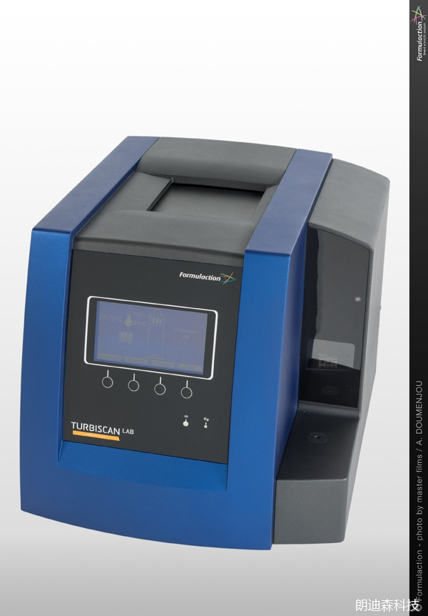 新多重光散射仪(稳定性分析仪) TURBISCAN Lab