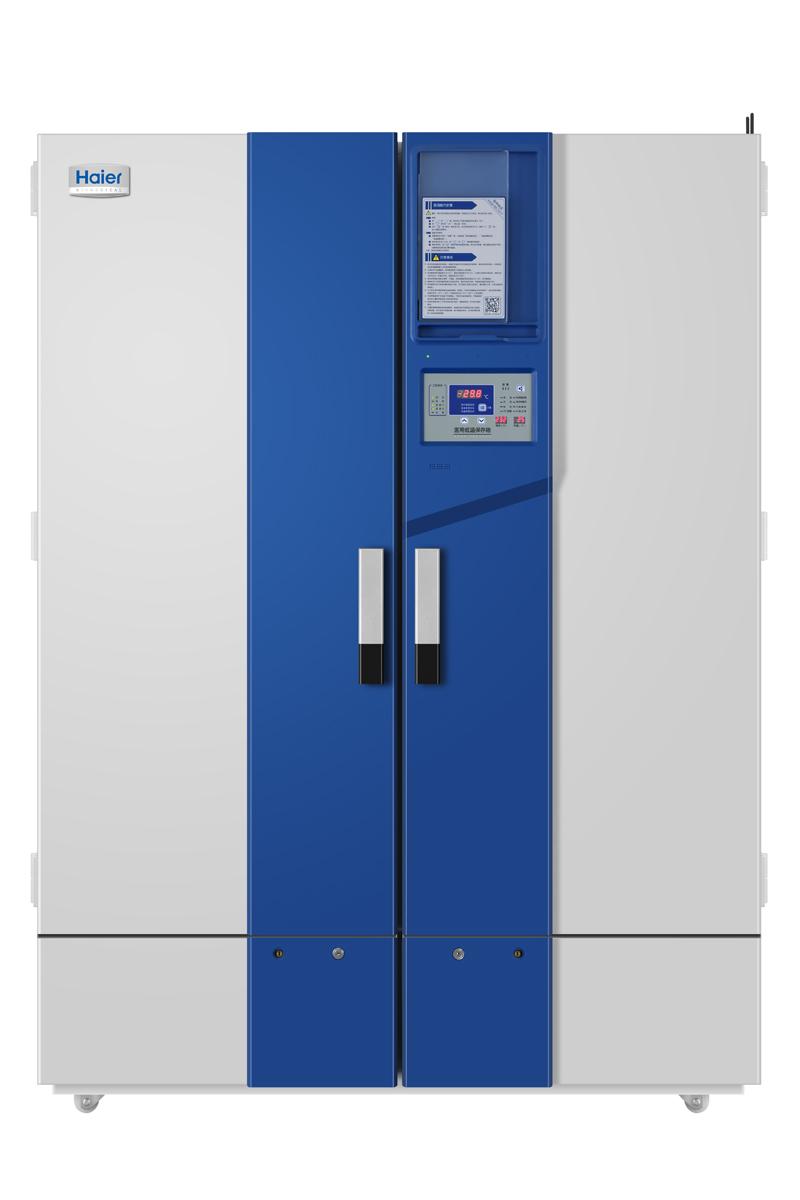 海尔﹣30°C低温冰箱