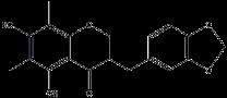 麦冬甲基黄烷酮A74805-92-8