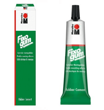 Fixogum封片胶/橡胶胶水/德国Fixogum
