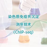 染色质免疫共沉淀测序技术(ChIP-seq)