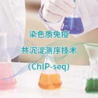 染色質免疫共沉淀測序技術(ChIP-seq)