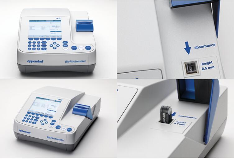 【产品名称】:价格2.3weppendorf BioPhotometerD30核酸蛋白测定仪现货总代理