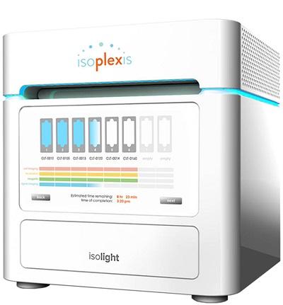 IsoPlexis自动化测试平台
