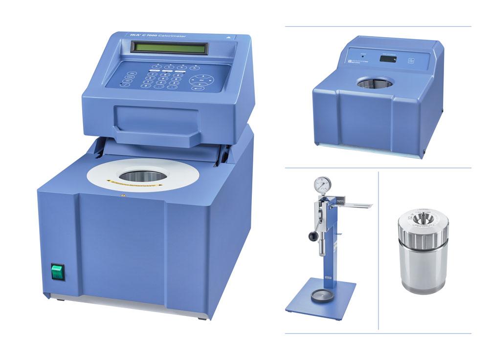 德国IKA/艾卡 C 7000 basic equipment set 1 量热仪