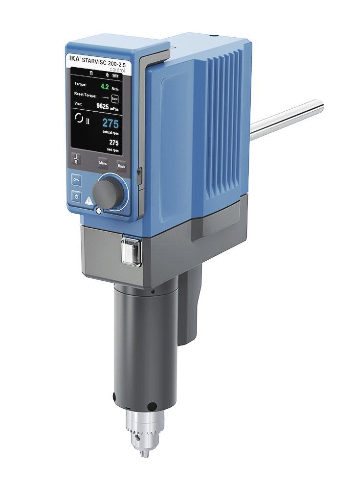 德国IKA/艾卡 STARVISC 200-2.5 control 扭矩测量仪器