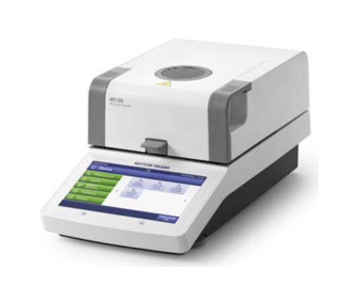 瑞士梅特勒-托利多HC103快速水分测定仪/卤素水分测定仪/卤素水份测定仪