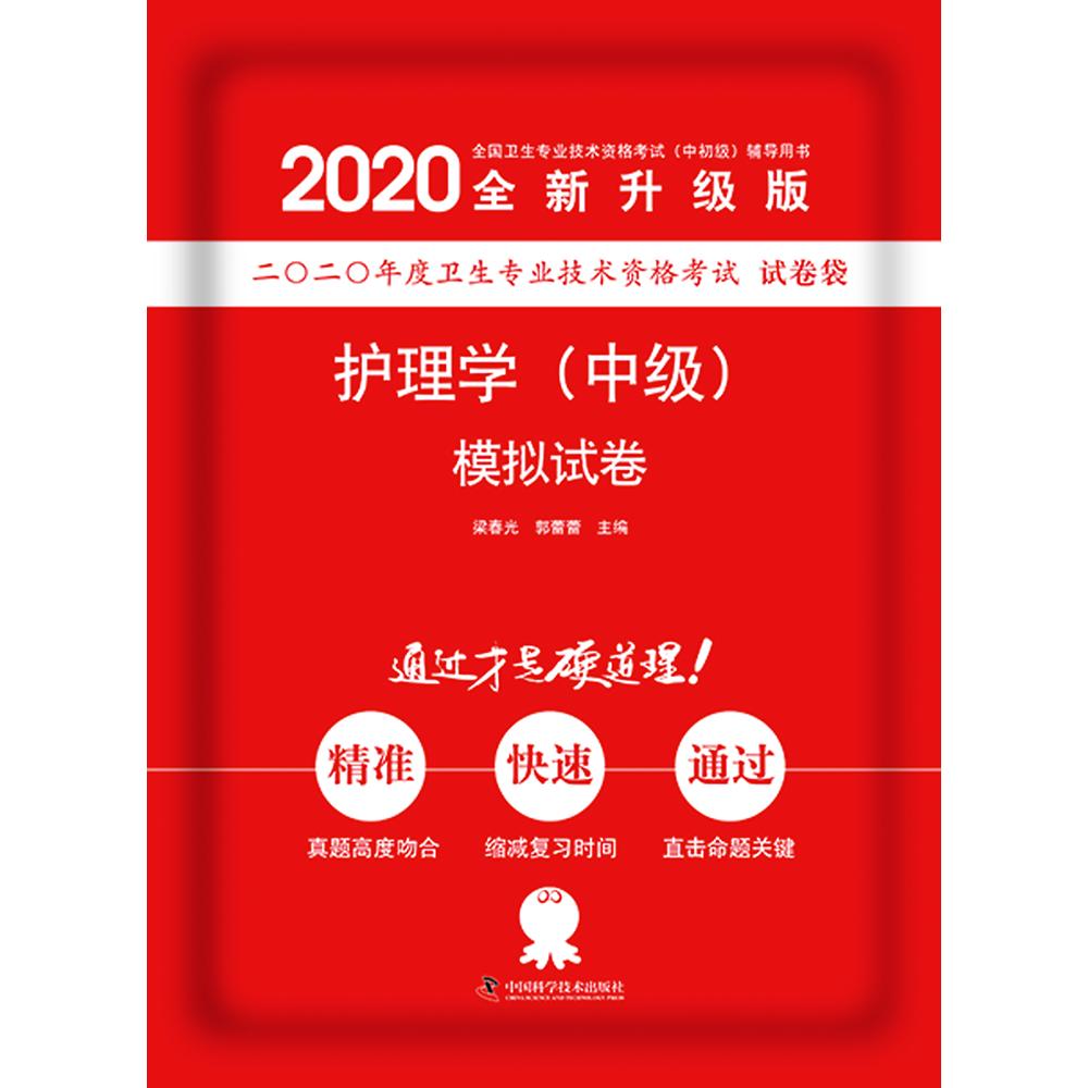 2020護理學(中級)模擬試卷