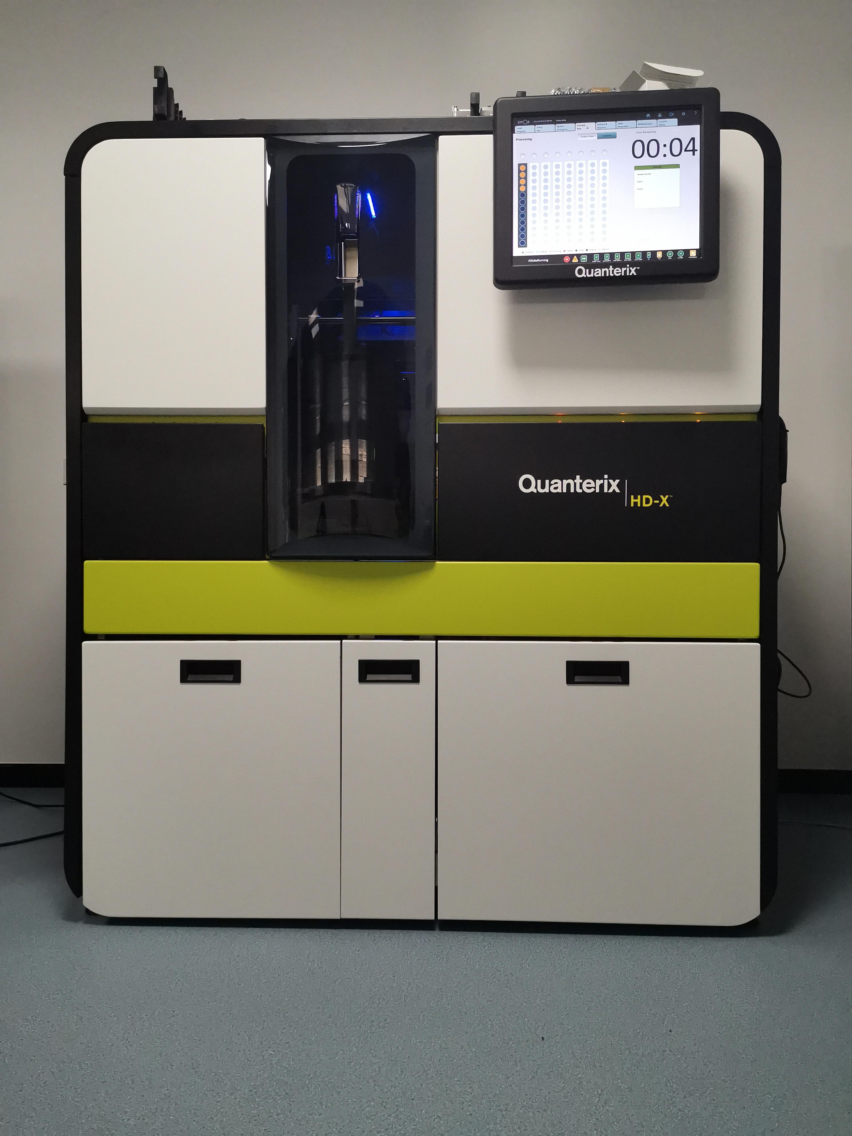 Simoa HD-X 数字式单分子免疫阵列分析仪