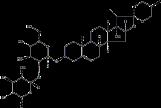 55916-51-3重楼皂苷VI规格