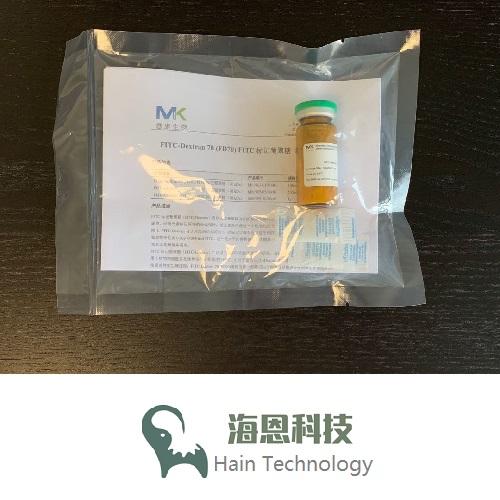 FITC-Dextran 70 (FD70) FITC 标记葡聚糖(70 kDa)