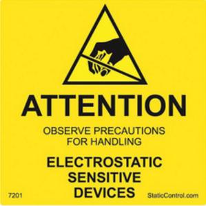 Attention Label  注意標簽