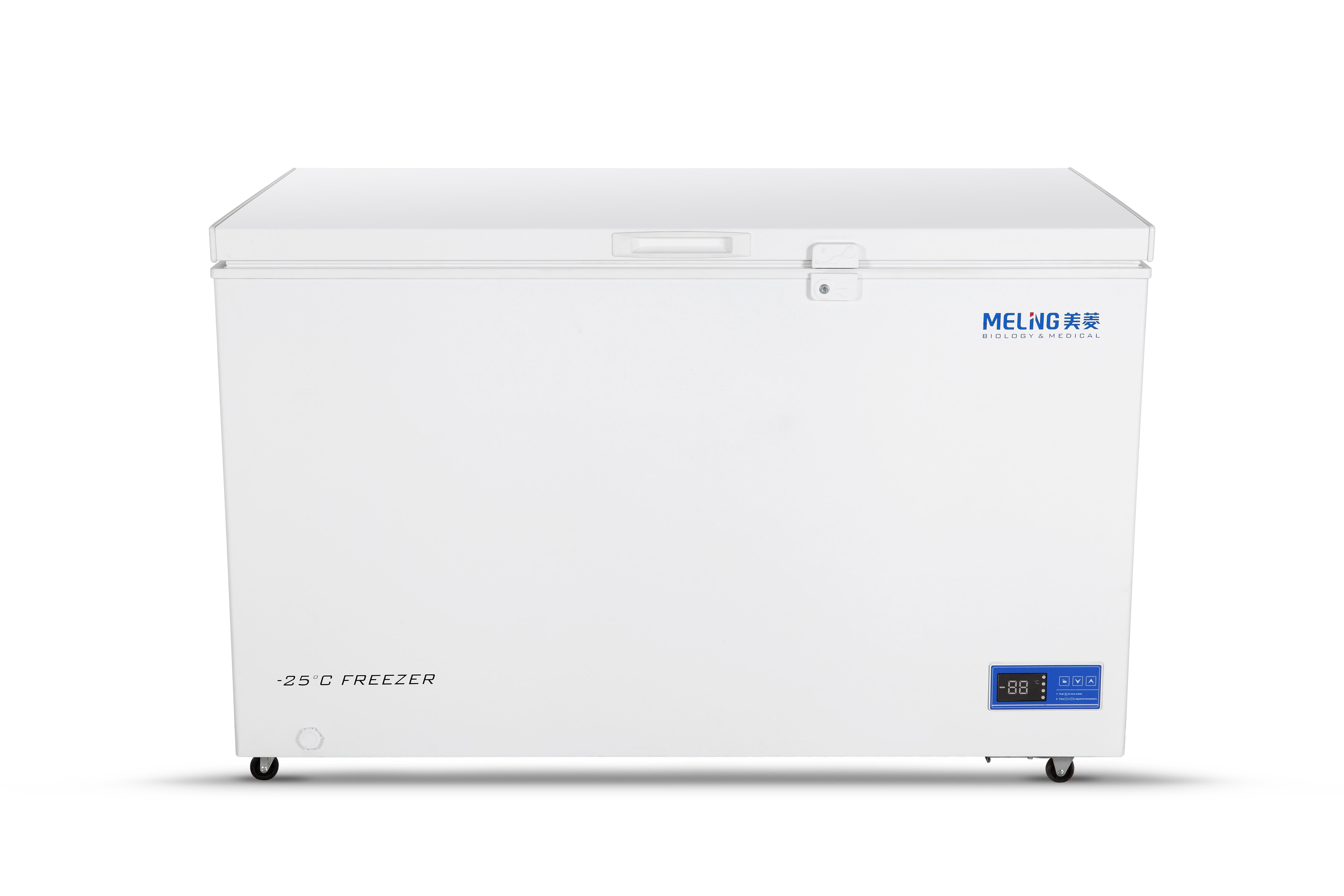 -25℃美菱生物医疗医用低温箱DW-YW358A