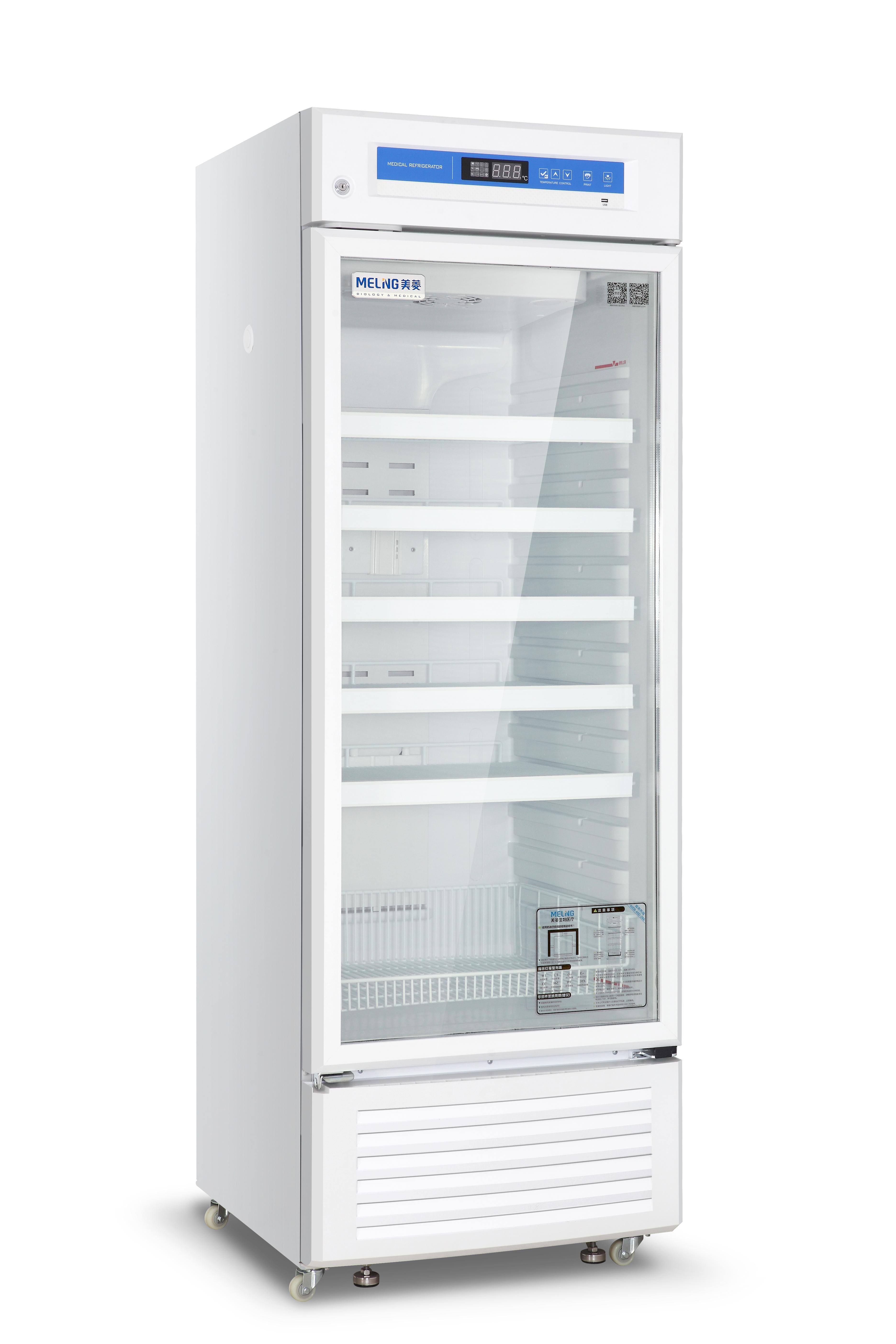 2~8℃美菱生物医疗医用冷藏箱YC-365L