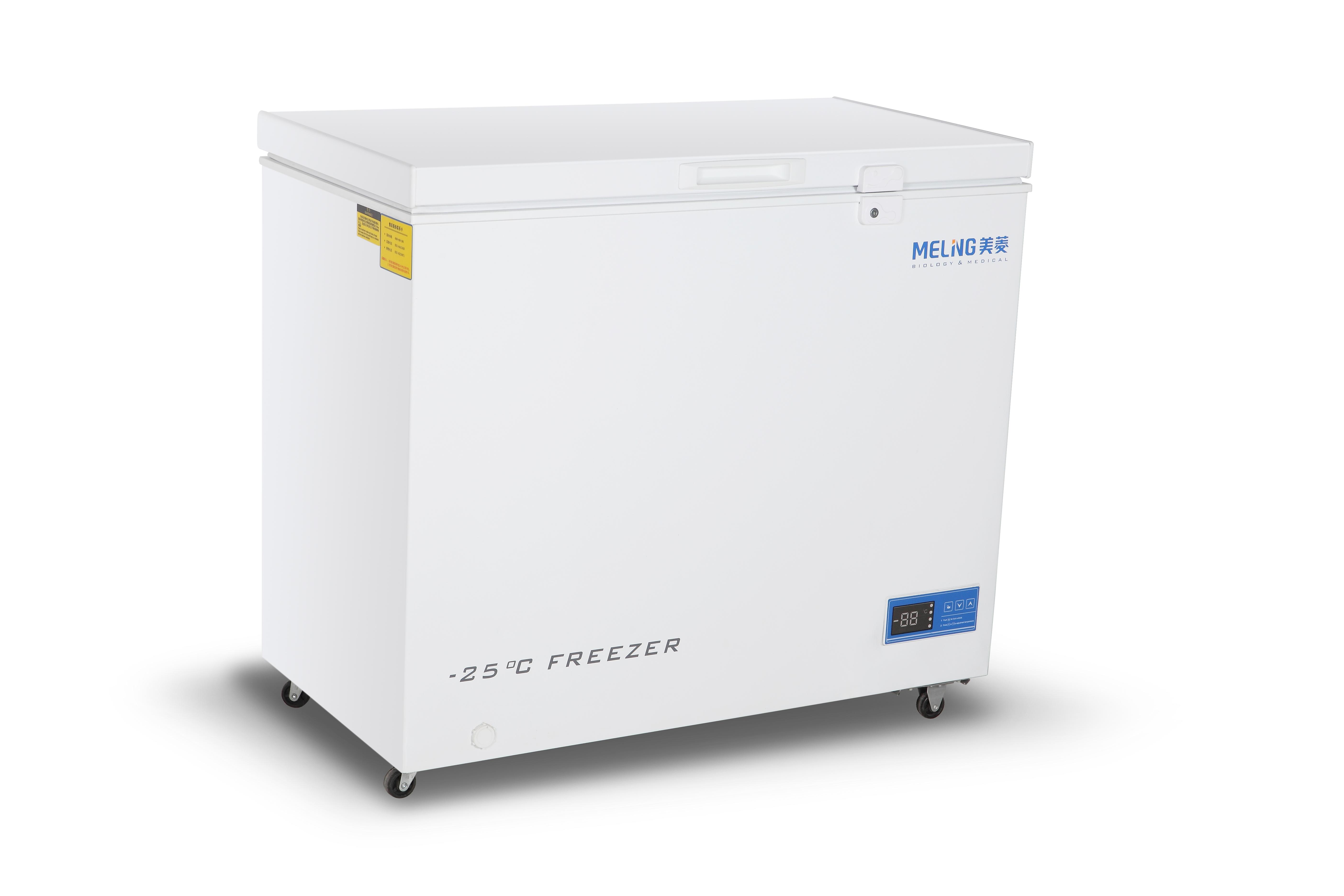 -25℃美菱生物医疗医用低温箱DW-YW226A