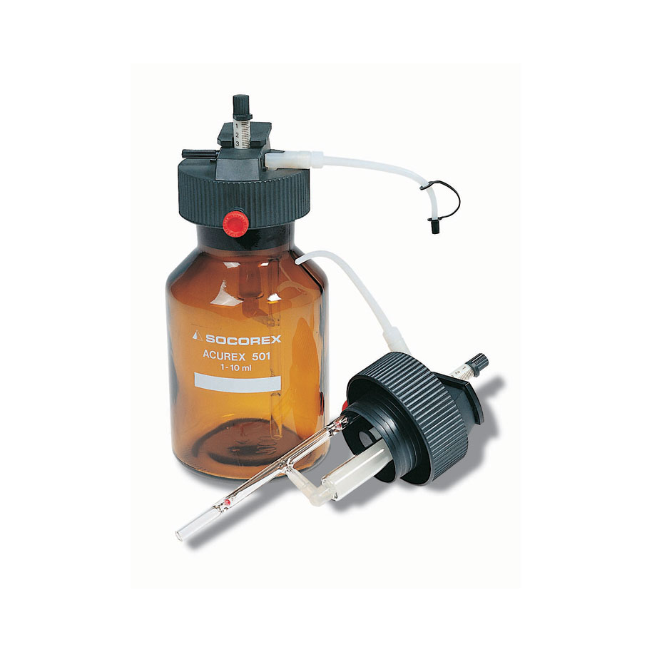 SOCOREX 紧凑型瓶口配液器
