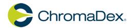 美国中草药ChromaDex对照品