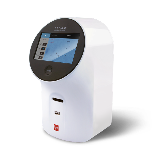 韩国 LUNA-II™ 全自动细胞计数仪