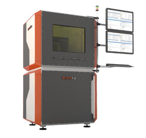 【CRO】3D激光打印-选择性激光蚀刻加工定制