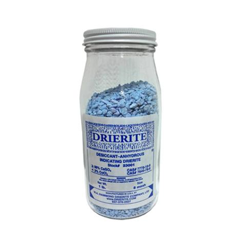 美国原装进口DRIERITE无水硫酸钙干燥剂23001