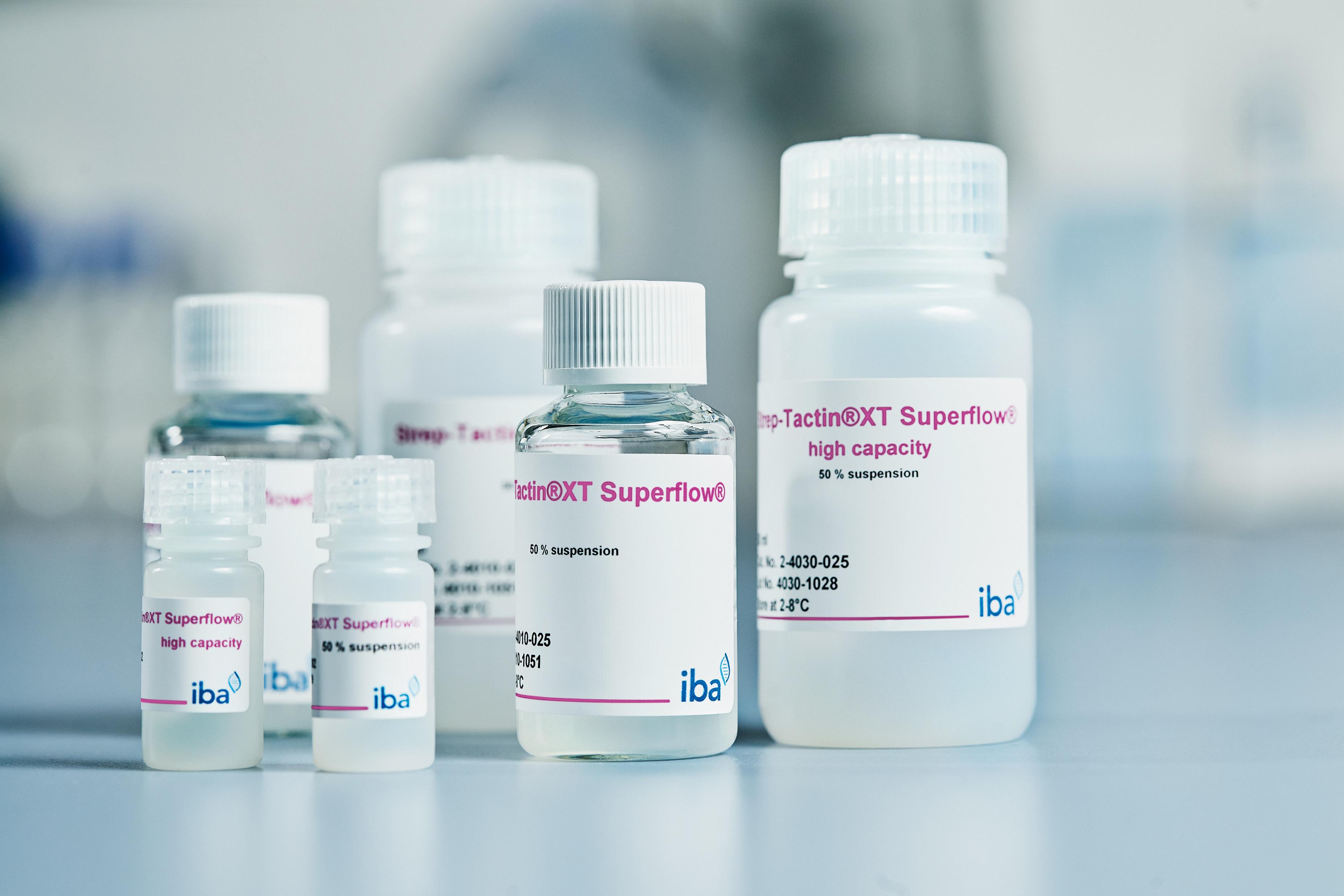 第三代Strep-tag®纯化系统 : Strep-Tactin®XT与Twin-Strep-tag®