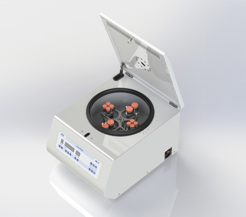 NX-3通用型台式离心机