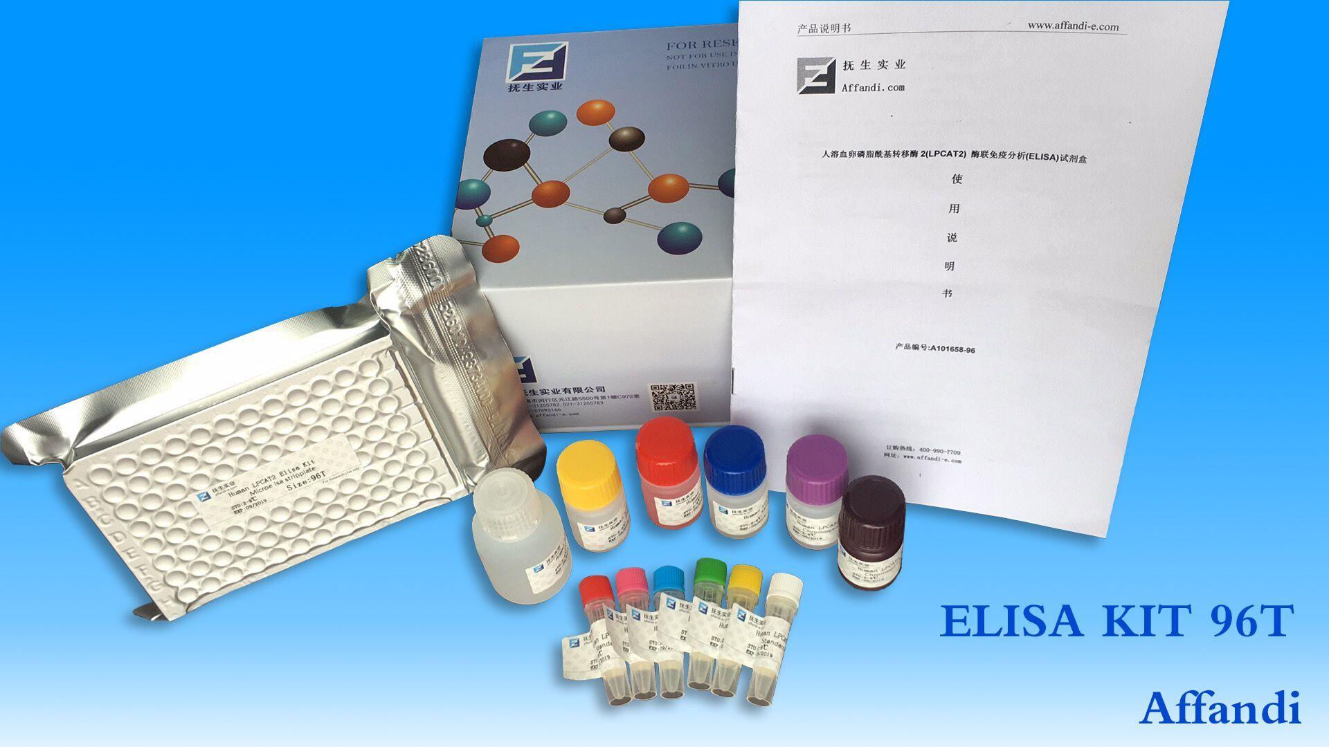 减蛋综合征病毒抗体检测试剂盒