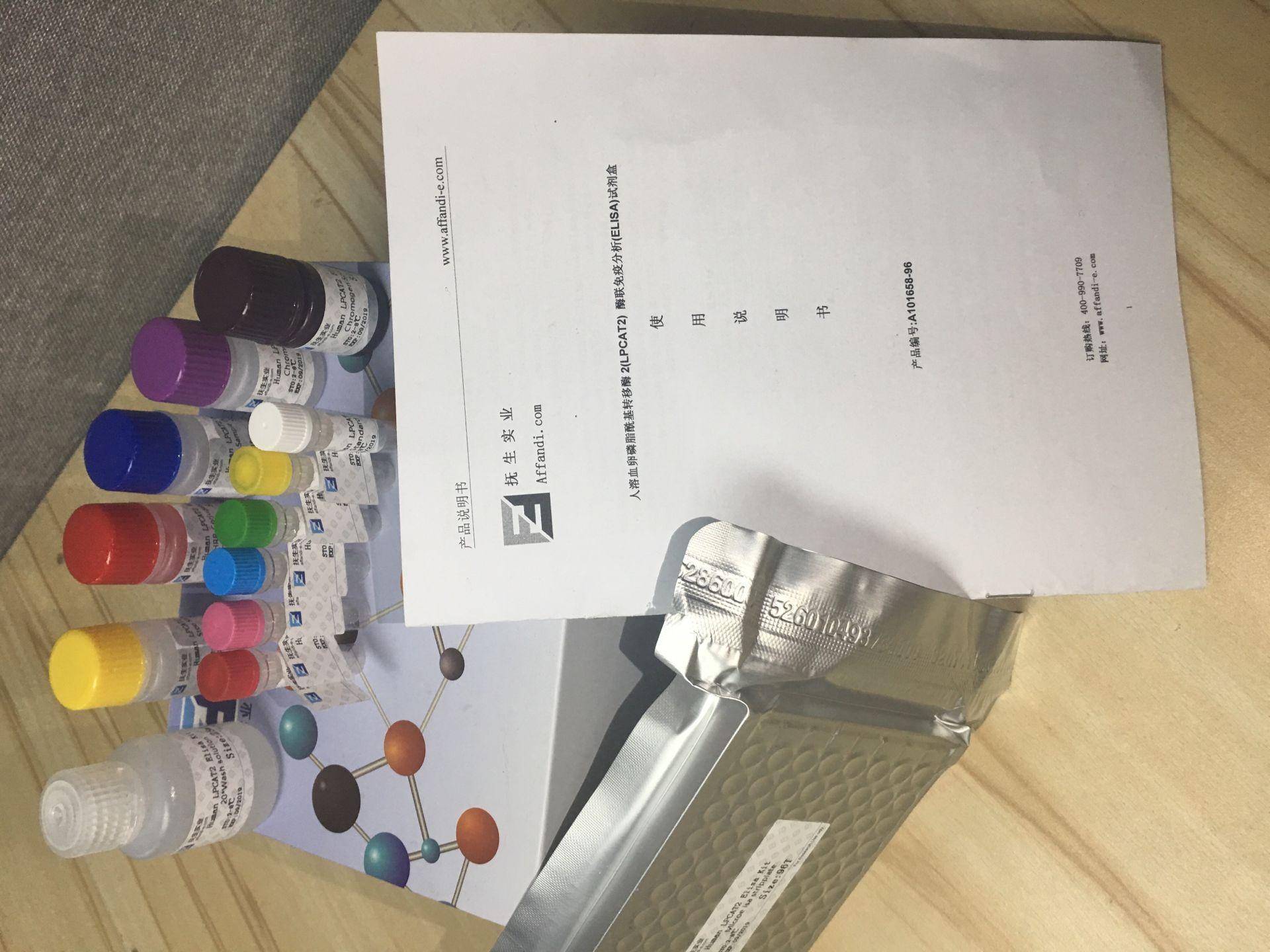 布鲁氏杆菌IgG抗体检测试剂盒