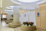 北京家恩德运医院等候区