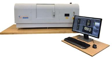 台式micro CT扫描仪