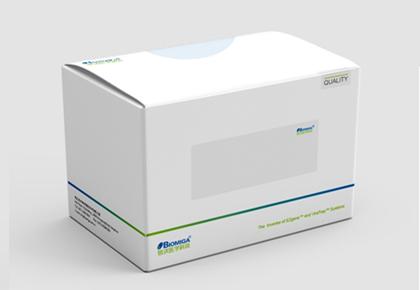 0.2ml RTPCR用透明8联PCR条管管盖,平盖,薄壁