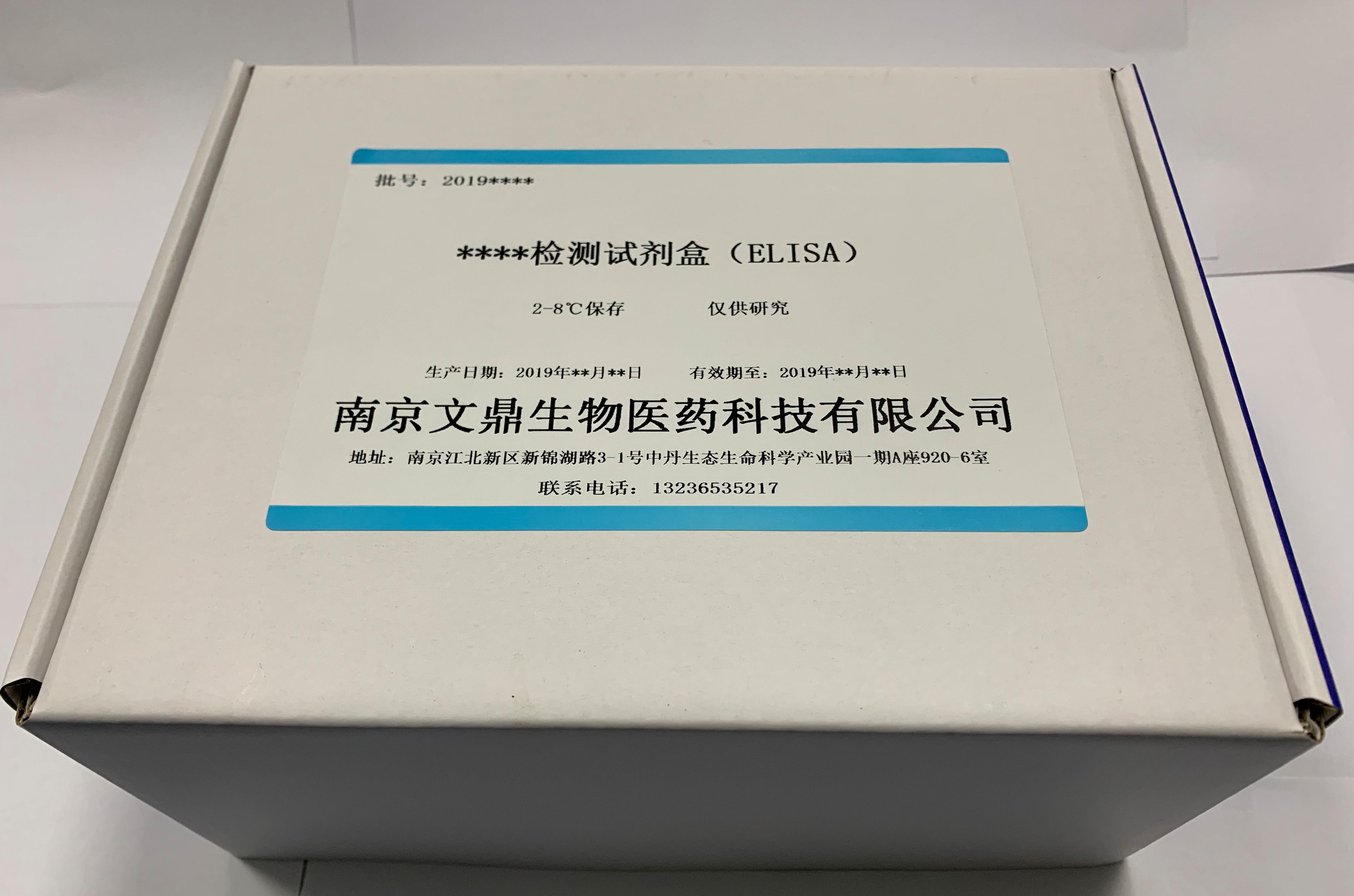 恙虫病人IgG诊断试剂盒